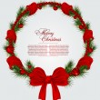 Christmas  card background - Stockvectorbeeld