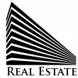 Real Estate logo — Stock vektor #7921144