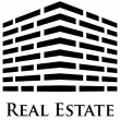 Real Estate logo — Stockvektor
