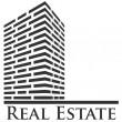 Real Estate logo — Stockvektor #7921150