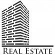 Real estate logo — Stock vektor #7921150