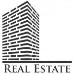 Real estate logo — Stock vektor