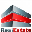 Real estate logo — Stock vektor #7921238