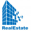 Real Estate logo — Stock Vector #7921261