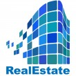 Real Estate logo — Stockvector  #7921265