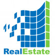 Stock Vector: Real Estate logo