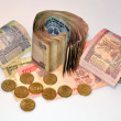 Indian Currency — Stock Photo #6875578