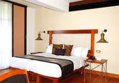 Interiér bytu v luxusní hotel, bentota, srí lanka — Stock fotografie