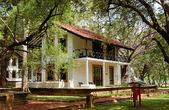 La villa en el hotel de lujo, bentota, sri lanka — Foto de Stock
