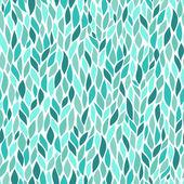 Vector naadloze abstracte handgetekende patroon — Stockvector