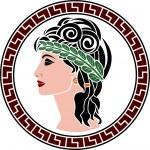 Patrician women — Stock Vector #7806590
