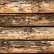 Royalty-Free Stock Photo: The brown wood texture with natural patterns
