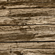 The brown wood texture with natural patterns — ストック写真