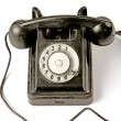 Stockfoto: Old Phone