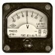 Vintage ancient voltmeter — Stock Photo #7676662