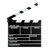Film clap — Stock Photo