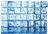 Ice background — Foto Stock