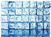 Sfondo di ghiaccio — Foto Stock