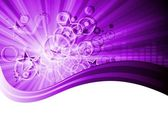 Violet abstract background — Stock Vector