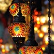 Traditional Turkish lamps — Stock Photo #7568944