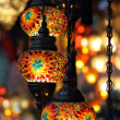 Stock Photo: Traditional Turkish lamps