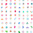 72 colorful vector icons: (set 2) — Stock Vector #7131689