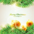 Royalty-Free Stock Vector Image: Chrismas background