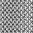 Seamless pattern. Abstract — Imagen vectorial