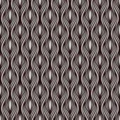 Nahtlose muster. abstrakte kurven-linie — Stockvektor