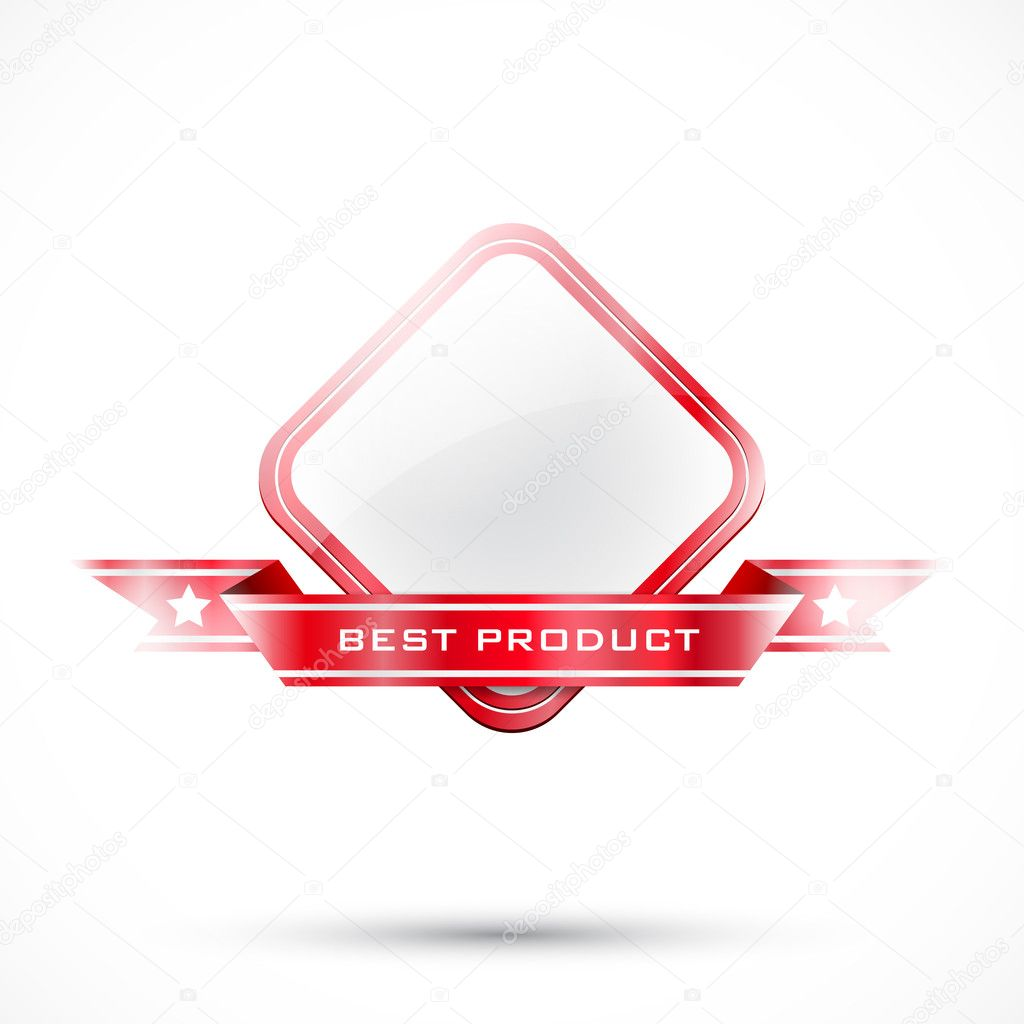Vector label  — Stock Vector #7365082