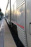 En la estación de tren — Foto de Stock