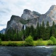 El CapitYosemite Nation Park — Stock Photo #7736454