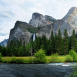El Capitan Yosemite Nation Park — Stock Photo