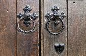 Tower of London – Door Knocker — Stock Photo
