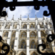 Westminster Abbey in London — Stock Photo
