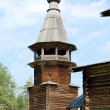 Wooden churches — Stock Photo