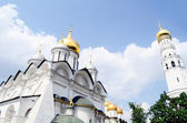 Ivan the Great bell tower, Moscow Kremlin, Russia — Stock Photo