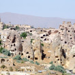 The speciel stone formation of cappadocia - Stock Photo