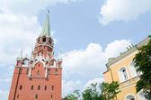 Moscow Kremlin, Russia — Stock Photo