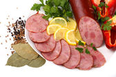 Meat products — Stock Photo