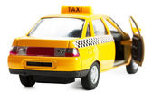 Taxi car — Stock Photo
