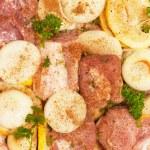 Raw meat — Stock Photo #7351520