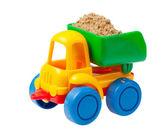 Camion jouet coloré — Photo