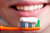 Toothpaste — Stock Photo