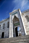 Sultanahmet mosque in the Istanbul — Stock Photo