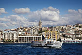Galata Tower — Stock Photo