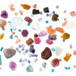 Rough gems — Stock Photo #7646780