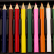 Stock Photo: Pencil Box