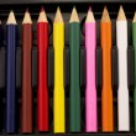 Pencil Box — Stock Photo #6878236
