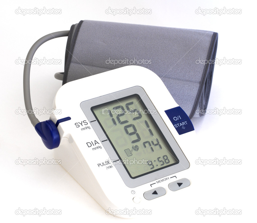 Blood pressure  — Stock Photo #6885001